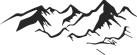 icone montagne ile de la Réunion